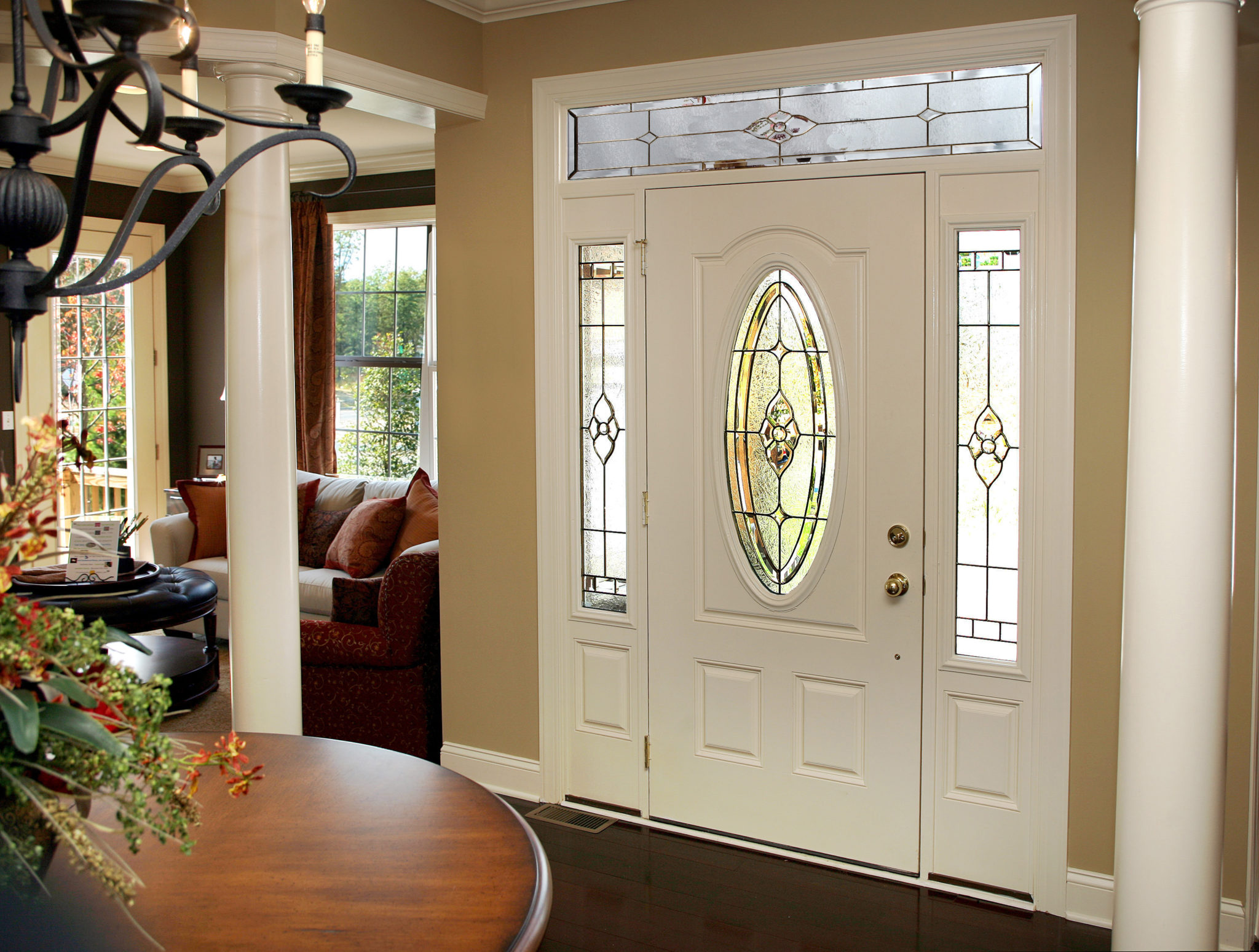 Elegant entry doors dalco home remodeling for Elegant front doors