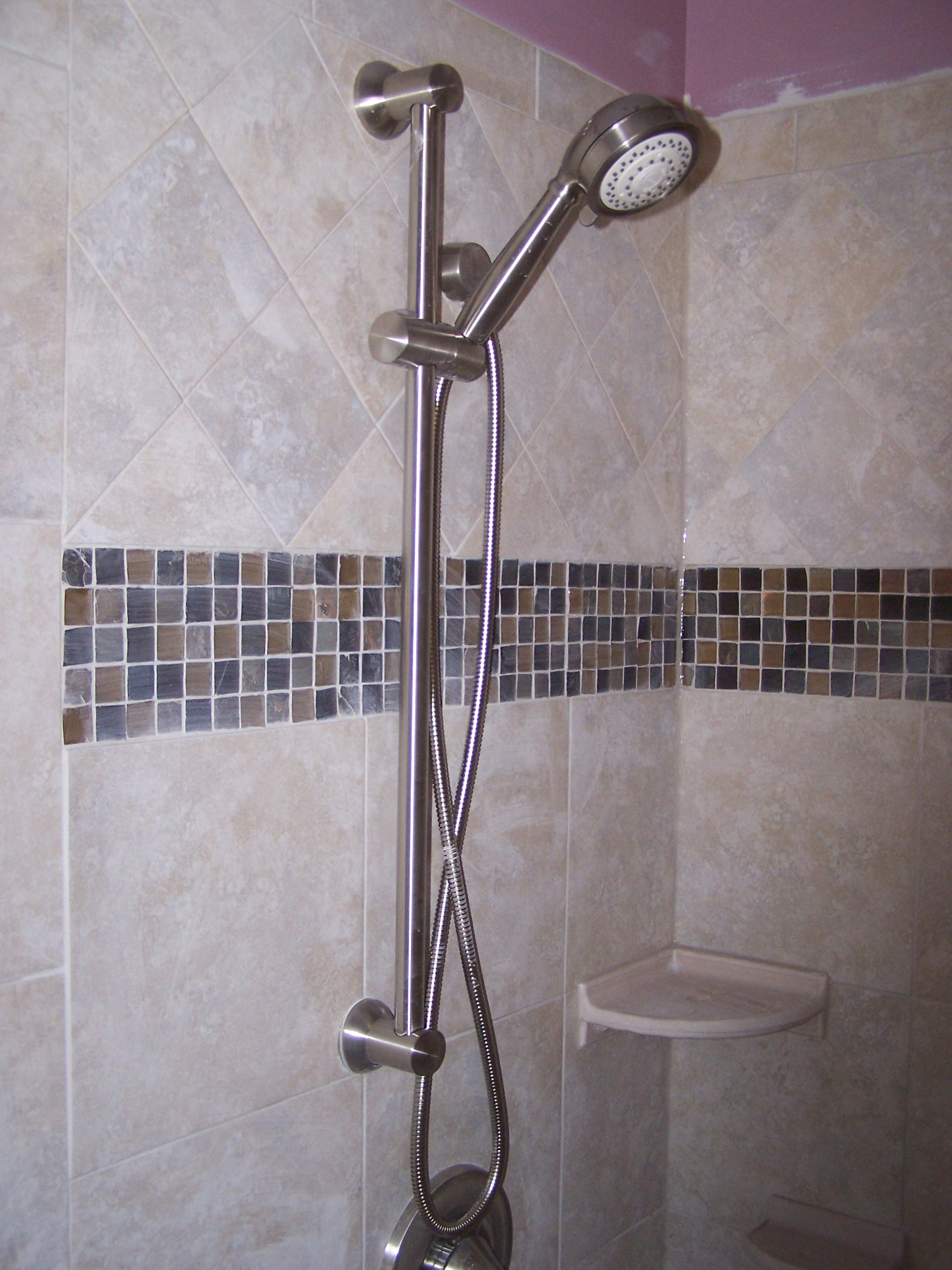 Tile Shower Surround