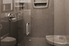 large-shower-with-seat-and-heavy-doors