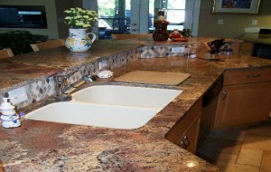 kitchen remodeling, granite